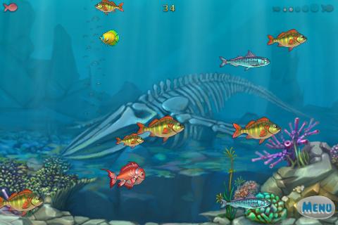 Screenshot iFish Adventure