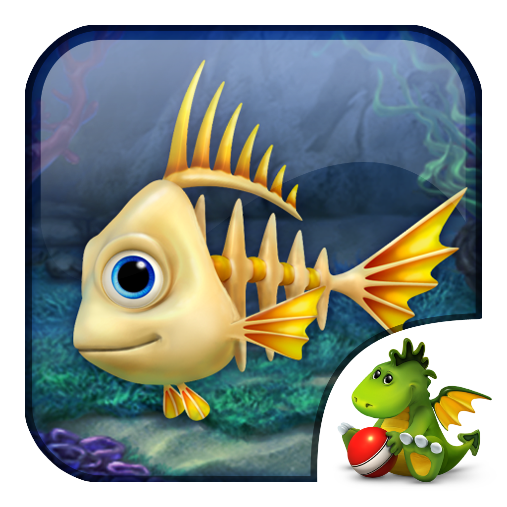 Fishdom: Хеллоуин HD для iPhone, iPad, iPod touch Appiny.