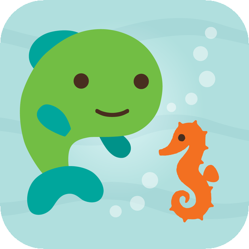 Free Promo - Sago Mini Ocean Swimmer - A perfect app for the toddler in your house
