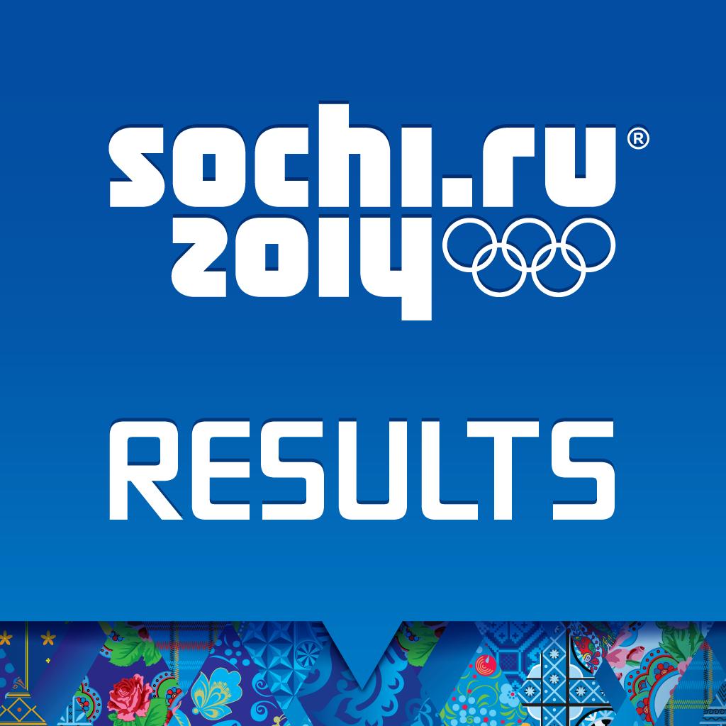 Результаты Сочи 2014
